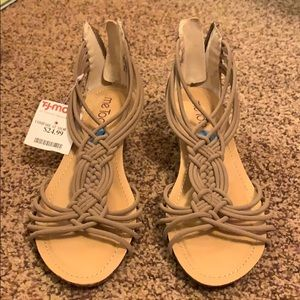 NWT Sandals